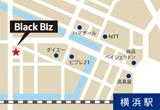 ブラックビズ横浜2号店マップ(小)