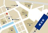 ブラックビズ横浜店マップ(小)